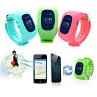 New GPS Tracker Anti-lost Children Intelligent Watch Phone Mate For IOS Android