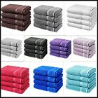 Pack of 2 or 4 Bath Sheets. 100% Quality Cotton Towel. Bathroom / Shower Towels