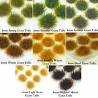 120 x 4mm Static Grass Tufts Self Adhesive - Space Marines 40K Bases Terrain