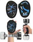 Cross Training Gloves MaXimus Rubber Lifting Grip Pads Weight Lifting Fitness