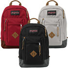 "Jansport ""Reily"" Backpack School Book Bag Laptop Camping Original Authentic"