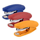 Office School Desk Paper File Book Hand Press Stapler w Staples