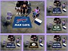 NFL Licensed 5'X6' Man Cave Tailgater Area Rug Floor Mat Carpet - Choose Team