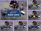 NFL Licensed 5'X8' Man Cave Ulti-Mat Area Rug Floor Mat Carpet - Choose Team