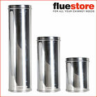 """KC Twinwall Flue Pipe Straight Lengths & Adjustables 125mm 5"""" or 150mm 6"""""""