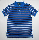 POLO RALPH LAUREN Boys Striped Polo - Size 4 - Authentic - BNEW