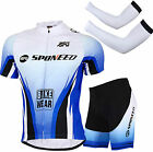Biking Short Sleeve Jersey Mountain Road Cycling Breathable Jacket M-3XL On Sale