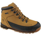 NEW MENS STEEL TOE CAP WORK BOOTS SAFETY LEATHER LACE UP HIGH ANKLE SHOES SIZE