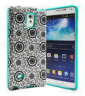 Samsung GALAXY Note 4 Slim Hybrid Rugged Shockproof Hard Protective Case Cover