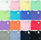 NWT LOT of 10 Polo Ralph Lauren Men's Pony Standard Fit V-Neck T-Shirt Tee