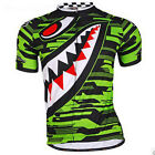Biking Short Sleeve Clothes Men's Cycle Top Clothing Team Sports Cycling Jerseys