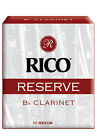 Rico Reserve Classic German Bb Clarinet Reeds, 10-pack, Model, RCR10