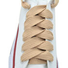 """52"""" Thick Sneakers Athletic Shoelace String """"Beige"""" Shoelaces 1,2,12Pairs"""