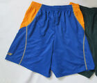 Mens shorts athletic small med large XL Royal/gold  green/gold Brine new