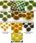 120 x 4mm Static Grass Tufts Self Adhesive 28mm WW2 Wargames Basing Bases