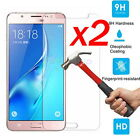 2x 9H Premium Tempered Glass Screen Protector for Samsung GALAXY J1 3 5 7 (2016)