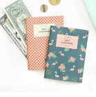 Iconic A6 Mini Cash Book Money Record Planner Diary Account Cute Korea Organizer