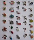BUY 5/GET 10 FREE!! Holiday/Christmas/Halloween Floating Charms for Lockets USA
