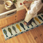 Multicolor Rugs Bedroom Kitchen Doormat Bathroom Toilet Feet Mat Non-Slip Carpet