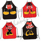 Novelty Funny Kitchen DINNER PARTY COOKING APRON Neswest cartoon Mickey apron