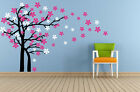 Blowing Tree Removable Wall Stickers Kids Nursery Art Baby Room Vinyl Decals