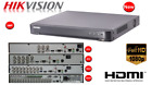 DVR 4/8/16 CH HIKVISION 4 IN 1 TURBO 3 HD TVI FULL 1080P DIGITAL VIDEO RECORDER