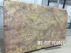 We The People Constitution Hydrographics Film 100CM MULTIPLE LENGTHS Big Brain