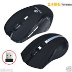 Mini 2000DPI 2.4G Optical Wireless Professional Gaming Mouse Mice For Laptop PC