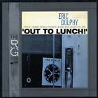 Out To Lunch [Remaster] by Eric Dolphy (CD 1999, Blue Note) RVG edition Jazz