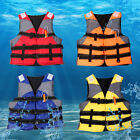 Adult Snorkeling Lifesaving Vest Aid Sailing Swimming Life Jacket with Whistle