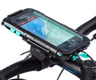 Ultimateaddons Bicycle Waterproof Case for Galaxy S7 with Bike Handlebar Mount