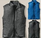NWT Eddie Bauer Mens First Ascent MicroTherm StormDown Down Vest