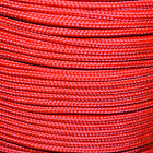 Polypropylene Rope Braided Cord Woven Twine Boating Camping Climbing - Red
