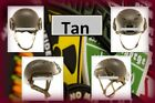 Emerson Einsatzhelm Fast PJ Simple Helm Replica Paintball FX Simunition Softair