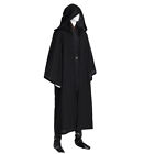 Star Wars Episode Darth Vader Anakin Adult Cosplay Costume Black Combat Suit $79.95 USD on eBay