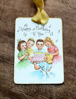 Hang Tags HAPPY BIRTHDAY TO YOU KIDS CAKE CANDLES TAGS or MAGNET #365  Gift Tags