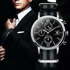 Waterproof Mens Sport Chronograph Military Nylon Wrist Watches James Bond 007 $17.81 CAD