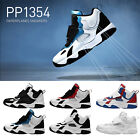 PAPERPLANES PP1354 Grip Straps Athletic Men High Top Sneakers Basketball Shoes