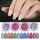 3g Nail Art Glitter Powder Holographic Laser Sequins Pigment  DIY