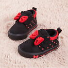 NEW Toddler Children Girl Warm Sports Sneakers Boots Casual Shoes