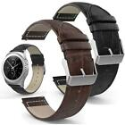 Luxury Genuine Leather Watch Band Strap For Samsung Galaxy Gear S2 Classic R732