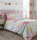 Catherine Lansfield Canterbury Patchwork Duvet Cover and Pillowcase Set