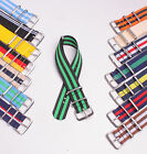 20mm Nylon Watch Band watch Strap Watch  14color  available