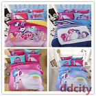 My Little Pony Cotton Bedding Set Duvet Cover Quilt Textile Cover Pillowcase