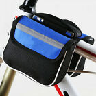 Bicycle Cycling Bike Frame Front Tube Waterproof Mobile Phone Bag Holder ES
