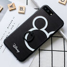Cartoon Cute Mouse Head Pattern Couple Soft / Hard Case for iPhone 6 6S Plus