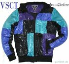 Jacke by VSCT *Graphic Jacket + Sweat Hood* Blouson double Look* Anorak *NEU