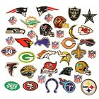 NFL Nation Football League Super Bowl Logo Embroidered Patch Sew Iron DIY Badge $4.99 USD