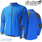 Fiolla STF-Bioshell (Prototye) Men's Winter Thermal Cycling Jacket - Windstopper
