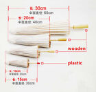 1Pc Diameter 20/30/40cm Hand-made Kasa Umbrella Paper Parasol Deco Kids DIY